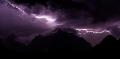 Slovenia / Slowenien (CBrug) Tags: light sky cloud mountain alps berg night clouds landscape evening abend licht julian nacht outdoor himmel wolke berge mount slovenia thunderstorm lightning slowenien blitz landschaft gewitter razor gebirge julianalps kranjskagora triglavnationalpark prisank prisojnik alpeadriatrail