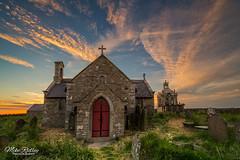 St Andrews church & the hopper mausoleum ... (Mike Ridley.) Tags: church disused standrewschurch greymarehill sonya7r2