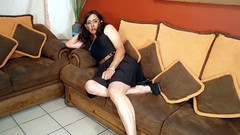 Black Dress (jenylopez18) Tags: dress crossdressing tgirl transgender heels shape crossdresser tg travesti shortdress jenylopez18