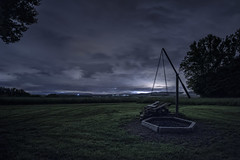 Night shift (Suedkollektiv) Tags: night canon landscape flickr outdoor hike longtimeexposure kwerfeldein hegau landschaftsfotografie thegreatoutdoor missingstars suedkollektiv