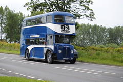 Kingston upon Hull 337 (Hesterjenna Photography) Tags: city bus coach transport hull regent psv decker weymann kingstonuponhull aec humberside hullcity aecregent okh337