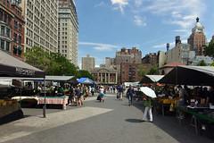 The Farmer's Market (Eddie C3) Tags: newyorkcity nycparks unionsquarepark parks unionsquaregreenmarket