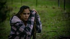 -=( Erin )=- (-=(Thejollygrimreaper)=-) Tags: portrait girl bokeh sony teen swirl helios lightroom preset vintagelens a6000