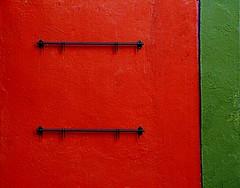 Ganchos (camus agp) Tags: panasonic fachada verdes ganchos rojos fz150