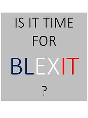 Is it time for BLEXIT? (Omunene) Tags: blexit bluestates secede secession deathtotherightwing