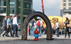 Smurfgate (deta k) Tags: berlin germany potsdamerplatz smurf schlumpf nikond3000