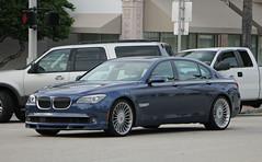 Alpina B7 (E65) (SPV Automotive) Tags: blue sports car sedan alpina exotic bmw b7 e65