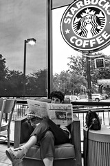 06/24/2016365 Main Street Project  82 of 365 (Sixstring563) Tags: street coffee project main starbucks 365 friday