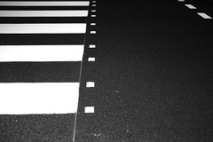 Fresh pain(t) (Andrew Malbon) Tags: leica leicam9 rangefinder portsmouth blackwhite bw strongisland street streetphotography streetart stripes 35mmf14 summilux