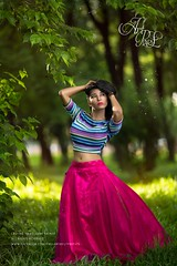 S U M I (AP_pixel) Tags: sunlight beautiful forest photography model women top crop greenland rahman sumi tops bangladesh bangladeshi xim tahmidur