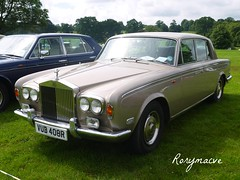 1975 Rolls Royce Silver Shadow (Rorymacve Part II) Tags: auto road bus heritage cars sports car truck automobile estate transport rollsroyce historic motor saloon compact roadster motorvehicle rollsroycesilvershadow rollsroycesilverspirit