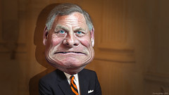 Richard Burr - Caricature (DonkeyHotey) Tags: elephant face photomanipulation photoshop photo election political politics cartoon manipulation caricature politician republican campaign gop karikatur rnc caricatura commentary generalelection 2016 karikatuur politicalcommentary donkeyhotey