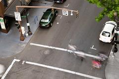 Crosswalk (Curtis Gregory Perry) Tags: street light oregon way portland one nikon crossing pedestrian third pdx stoplight crosswalk avenue 3rd xing alder d800e