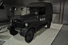 1924 Trojan 5/7cwt tender (Richard.Crockett 64) Tags: london truck van trojan tender raf leyland 1924 militaryvehicle hendon royalairforce royalairforcemuseum historichangars 57cwt