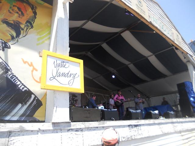 Yvette Landry Band @ Jazzfest