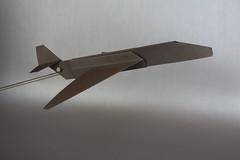 Origami création - Didier Boursin - Avion