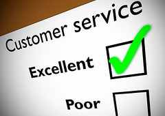 Customer service feedback (BFW Credit Union) Tags: marketing business excellent customer service form tick satisfaction sales information survey feedback opinion tickbox