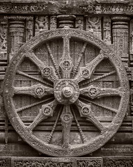 The Konark Wheek (8Frames Fotography) Tags: india bhubaneshwar incredibleindia suntemplekonark canoneos7d odisha canon7d 8framesfotography