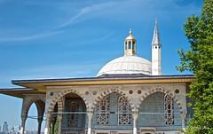 Topkapi Palace interior & gardens (Nina_Ali) Tags: borderfx topkapipalace istanbul palaces turkiye turkey summertimeborderfx ninaali