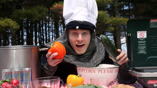 Evil Grin Gift Box Episode 11 - Michaelson's Mouthsome Masterpiece: Veggies