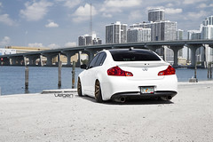 Infiniti G37 Sedan on Bagged on Velgen VMB8 (VelgenWheels) Tags: auto california uk usa white canada cars car cali bronze sedan germany yahoo big google high spain flickr downtown florida photos sweden miami low wheels performance korea images tires hong kong brakes jam rez swag lowered rolling bing exhaust concave bbk infiniti slammed stance coilovers v12 uas bagged whitecaps hankook velgen illest kdm fitment g37 g37s accuair stancemiami vmb8