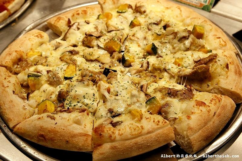 【Pizza吃到飽】桃園中壢.必勝客歡樂吧