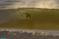 Porto14129 (mcshots) Tags: ocean california winter sea usa green beach water evening surf waves surfer stock wave surfing socal backlit breakers mcshots swells losangelescounty