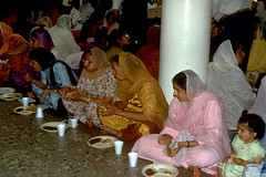 Langar: The Communal Meal