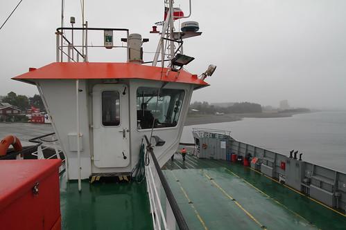 Transbordador a Chiloé