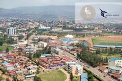 Rwanda from the Sky (Illume Creative Studio) Tags: africa sky landscape aviation aerial fromabove rwanda helicopter akageraaviation