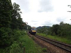 DSCF0630 (SwiftsureSuperb) Tags: scotrail dunkeld birnam class170