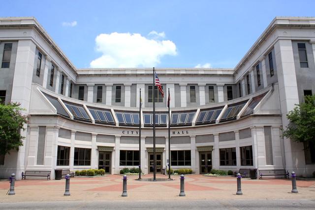 Jackson, TN City Hall (New)