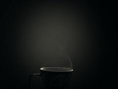 coffee (thewearyatlantic) Tags: coffee steam mug panasonicfz150 steamrisingfromcup
