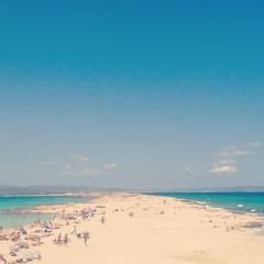 Double beach