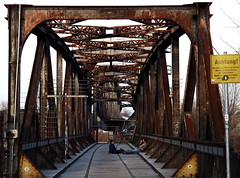 Brücken 083 (chipdetty) Tags: bridge germany magdeburg brücke