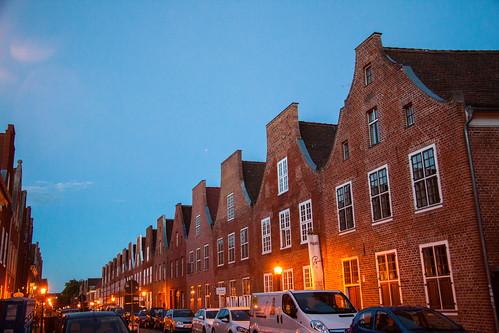 Holländisches Viertel (Mittelstraße, Potsdam)