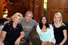 "1bJoan Lunden, Emir, Lisette Omoss, Heidi Snow • <a style=""font-size:0.8em;"" href=""http://www.flickr.com/photos/14268683@N08/9712311080/"" target=""_blank"">View on Flickr</a>"