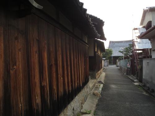 寺のある風景