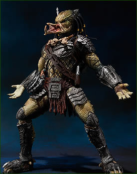 S.H.MonsterArts 異形戰場  終極戰士