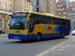 54069 - SV59 CHJ (Cammies Transport Photography) Tags: west bus volvo coach edinburgh glasgow scottish via end panther 900 stagecoach citylink plaxton ballieston 54069 sv59chj