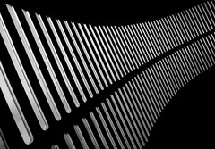 light & lines (Thomas Leth-Olsen) Tags: light shadow abstract lines airport curve gardermoen