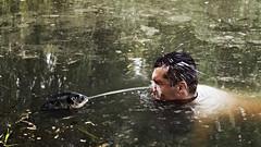 """ Sushi's revenge "" (Benjamin Godard Photography) Tags: fish france water canon sushi eau raw mare dirty revenge l 5d 28 benjamin poisson mkii etang godard 2470 jeshooteraw vision:plant=0616 vision:outdoor=0938"
