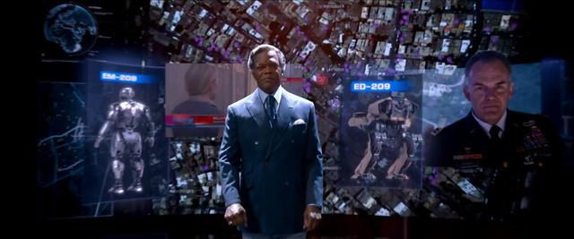 必看!超炫的「機器戰警 RoboCop」國際版電視廣告、宣傳海報公開!