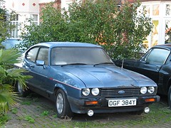 Ford Capri (41) (peter_b2008) Tags: ford capri injection classiccars classicford 28i ogf384y