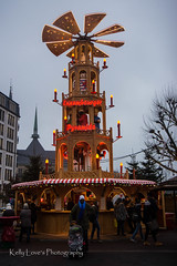Marche de Noel, Luxembourg (Kelly Love's Photography) Tags: christmas travel winter people holiday travelling windmill canon season lights europe hiver traditional places christmasmarket noel historic christmaslights luxembourg canoneos lux marche whimsical christmasshopping winterlights luxembourgcity marchedenoel canonphotography 2013 canonefs1755mmf28isusm canon650d december2013 winterlights2013
