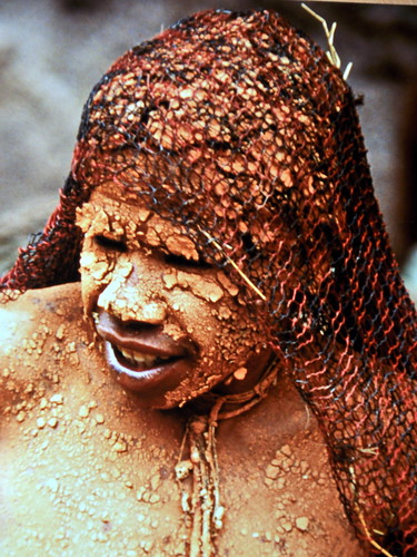 Western New Guinea - Baliem Valley - Dani Woman - 6