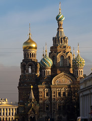 Church of our Saviour on Spilled Blood (ConsciousCarbon) Tags: city travel architecture stpetersburg cathedral russia spb