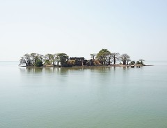 The Island (Oldt1mer - Keith) Tags: africa trees holiday history buildings river island jetty sony roots gambia slavery baobab thegambia jamesisland a65 rivergambia mygearandme mygearandmepremium mygearandmebronze mygearandmesilver kuntakinteh alexhayley flickrstruereflection1 sonya65 slta65 kuntakintehisland