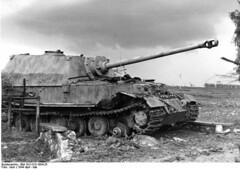 Panzerjäger Tiger (P) Ferdinand or Elefant