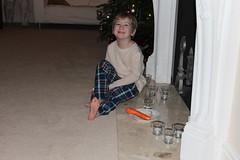 Santa's Mince Pie & Whisky (Kninki) Tags: christmas boychild